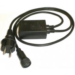Контроллер DELUX для LED-гирлянд IP44 EN