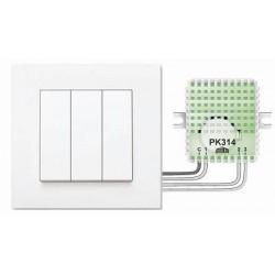 Пульт для клавиш PK314-1 (3 группы света)