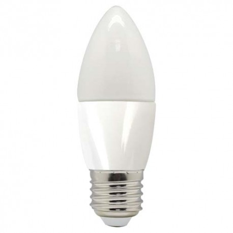Светодиодная лампа Feron LB-97 C37 230V 7W 580Lm E27 4000K
