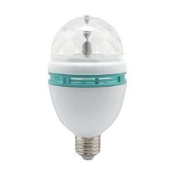Светодиодная лампа Feron LB-800 3W E27 disco lamp