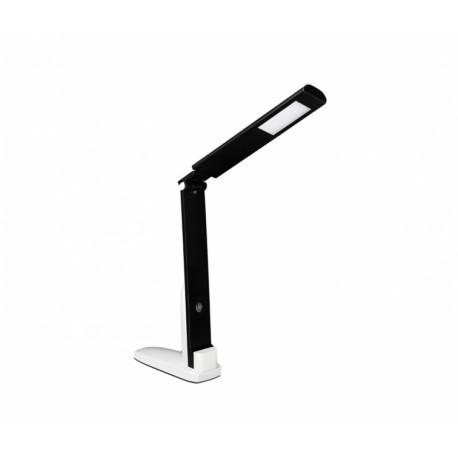 Настольный светильник Delux TF-310 5 Вт 4000К LED бело-черный