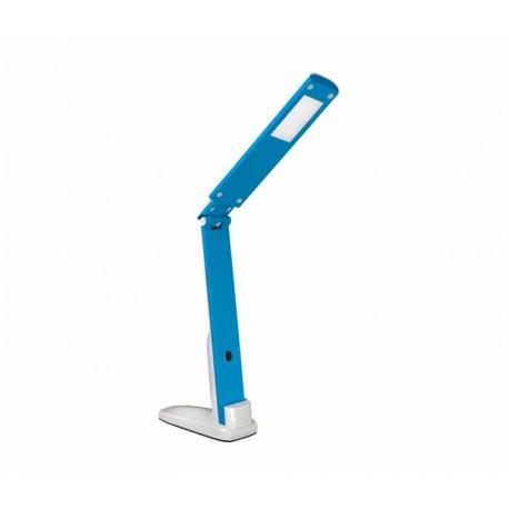 Настольный светильник Delux TF-310 5 Вт 4000К LED бело-синий