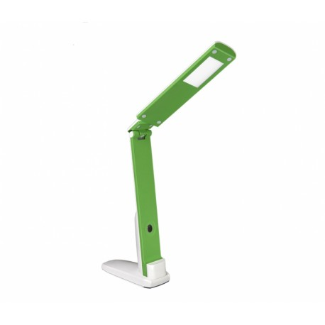 Настольный светильник Delux TF-310 5 Вт 4000К LED бело-зеленый