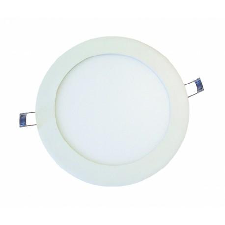 Потолочный светильник Delux CFR LED 10 4100K 6 Вт 220В круг