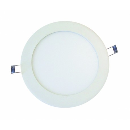 Потолочный светильник Delux CFR LED 10 4100K 24 Вт 220В круг