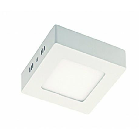 Потолочный светильник Delux CFQ LED 40 4100K 12 Вт 220В квадрат