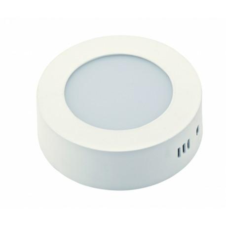 Потолочный светильник Delux CFQ LED 40 4100K 12 Вт 220В круг