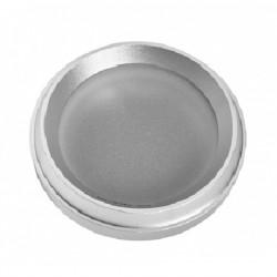 Точечный светильник неповоротный Delux HDL16146 50Вт G5.3 серебро