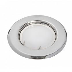 Точечный светильник неповоротный Delux HL16001 50Вт G5.3 хром