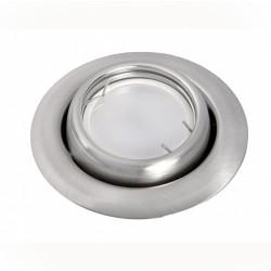 Точечный светильник поворотный Delux HL16003R 50Вт G5.3 белый