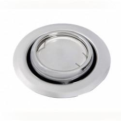 Точечный светильник поворотный Delux HL16003R 50Вт G5.3 хром