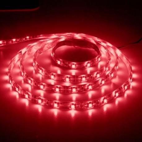 Светодиодная лента Feron SANAN LS604 60SMD/m 12V IP65 (красный)