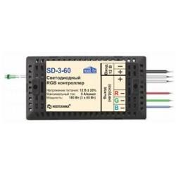 Контроллер SD-3-60 для LED и RGB-лент