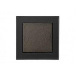 Пульт PG212 черный (2 канала, стеклянная рамка)