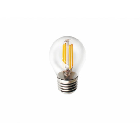 Светодиодная лампа Delux BL50P 4 Вт filament 2700K 220В E27