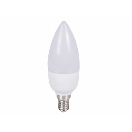 Светодиодная лампа Delux BL37B 5 Вт 2700K 220В E14