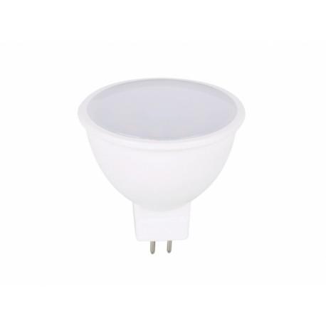 Светодиодная лампа Delux JCDR 5 Вт 6000K 220В GU5.3