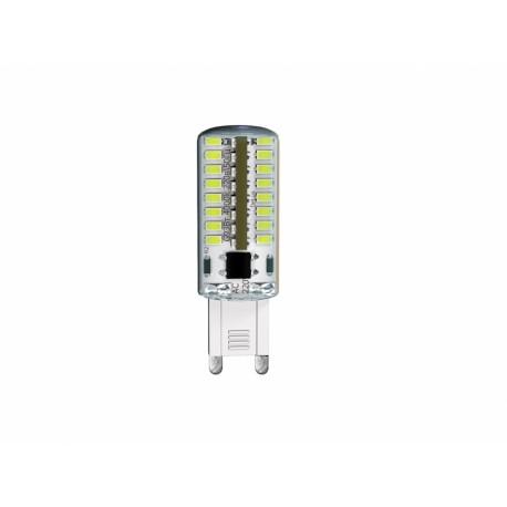 Светодиодная лампа Delux G9E 3Вт 3000K 220В G9