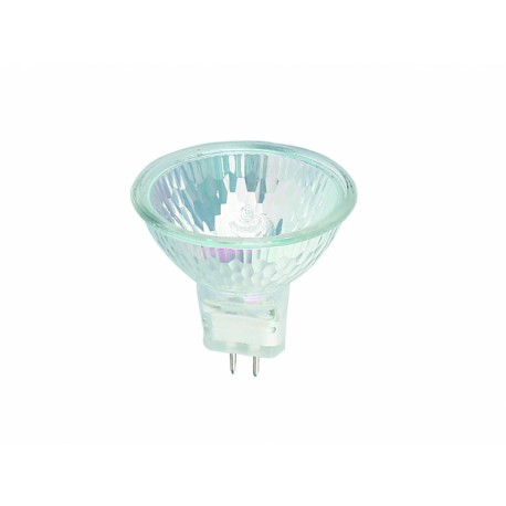 Галогеновая лампа Delux JCDR 50 Вт синий