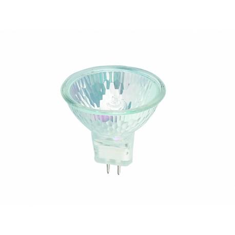 Галогеновая лампа Delux JCDR 50 Вт зеленый