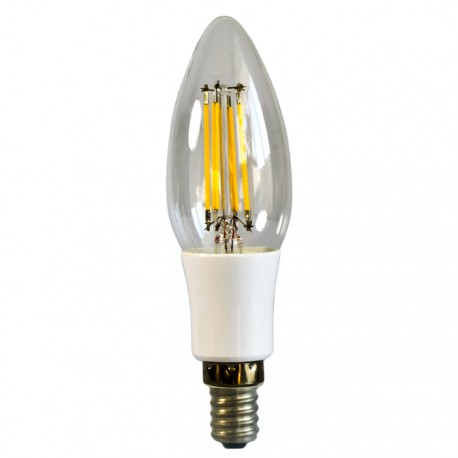 Светодиодная филаментная лампа Verso BL4-E14-WW-F