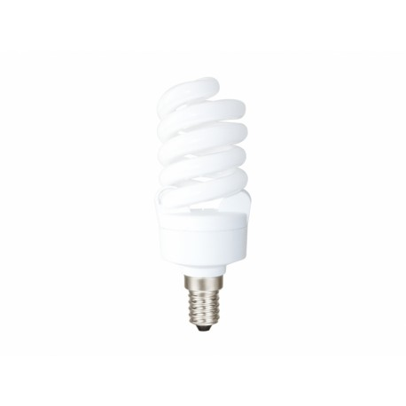 Энергосберегающая лампа Delux T2 Full-spiral 15Вт 2700К Е14