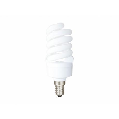 Энергосберегающая лампа Delux T2 Full-spiral 15Вт 4100К Е14