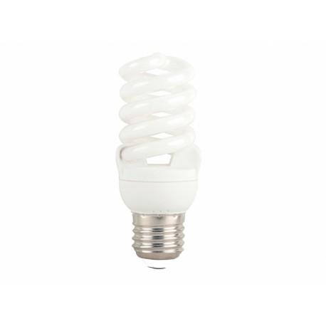 Энергосберегающая лампа Delux T2 Full-spiral 15Вт 2700К Е27