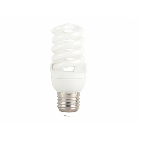 Энергосберегающая лампа Delux T2 Full-spiral 15Вт 4100К Е27
