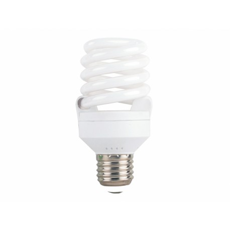 Энергосберегающая лампа Delux T2 Full-spiral 20Вт 6400К Е27