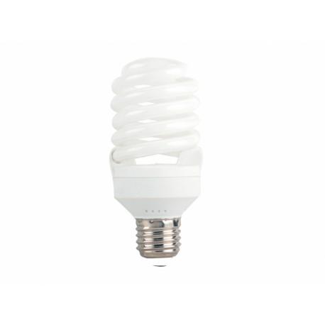 Энергосберегающая лампа Delux T2 Full-spiral 25Вт 2700К Е27
