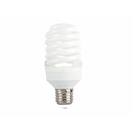 Энергосберегающая лампа Delux T2 Full-spiral 25Вт 6400К Е27