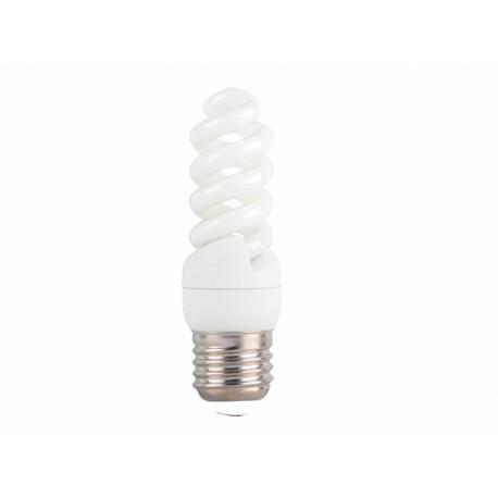 Энергосберегающая лампа Delux T2 Mini Full-spiral 11Вт 4100К Е27