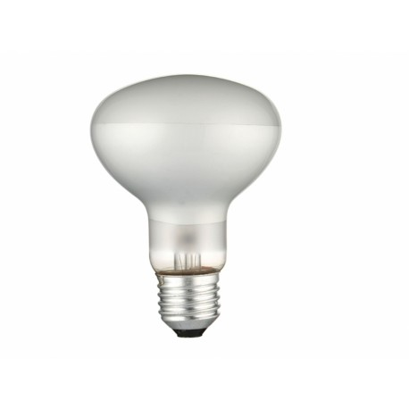 Рефлекторная лампа Delux R80 100 Вт Е27