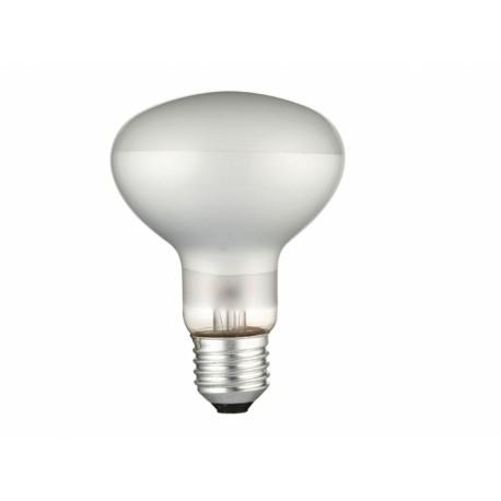 Рефлекторная лампа Delux R80 60 Вт Е27