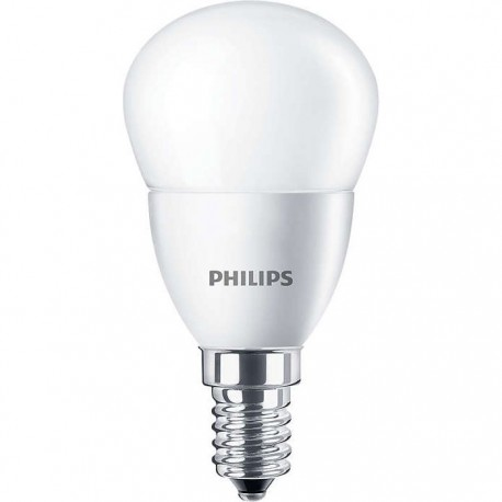 Светодиодная лампа Philips CorePro lustre ND 4-25W E14 827 P45 FR