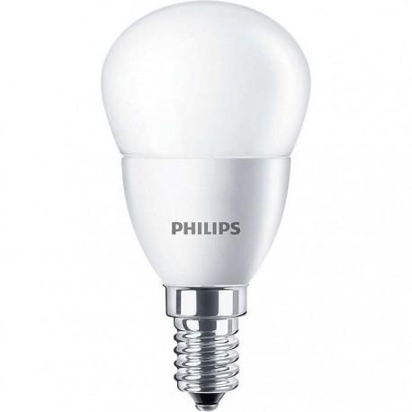Светодиодная лампа Philips CorePro lustre ND 5.5-40W E14 827 P45 FR