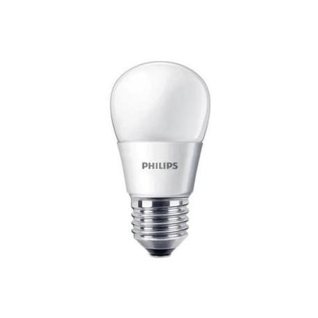 Светодиодная лампа Philips LEDBulb 4-40W E27 3000K 220V P45(APR)
