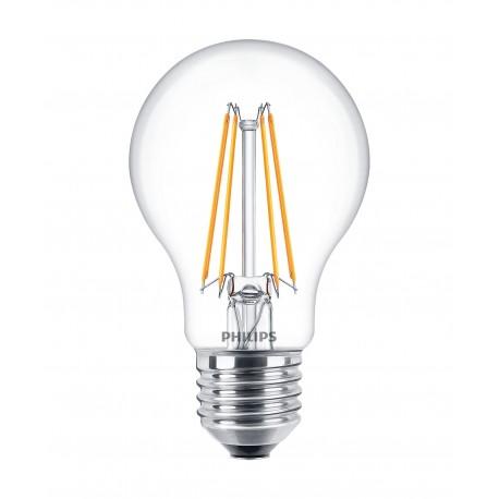 Светодиодная лампа Philips LEDClassic 6-70W A60 E27 WW CL ND APR