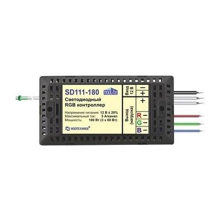 RGB контроллер SD-1-180 - светодиоды