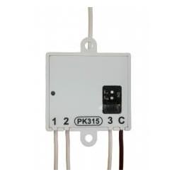 Пульт для кнопок PK315 (универсальный, 4 режима)