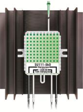 Силовой блок SU111-5k0 дистанционного выключателя света Noolite, Ноотехника